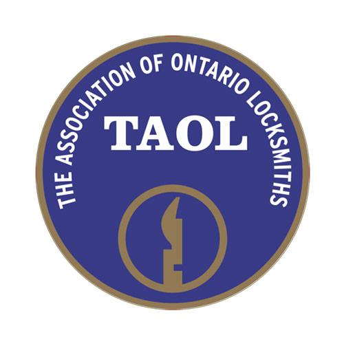 The association of Ontario Locksmiths