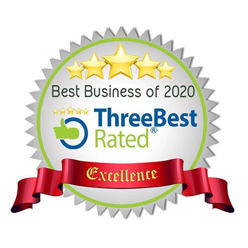ThreeBest Rated Matrix Locksmith of 2020 Award