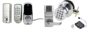 Electronic Locks key pad