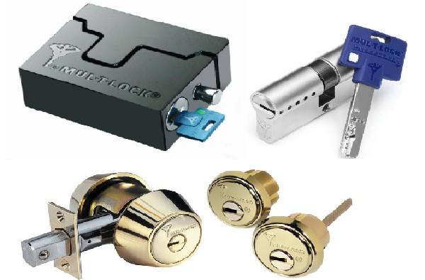 Mul-t-lock Door Lock image