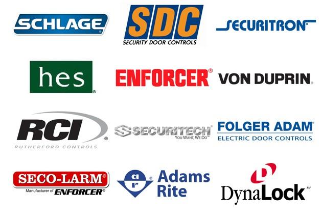 Leading electronic locks brands