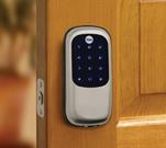 Residential Locksmith keypad keyless lock installation