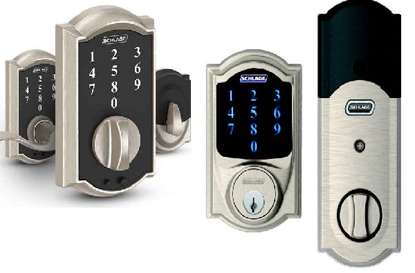 schlage deadbolt keyless entry locks
