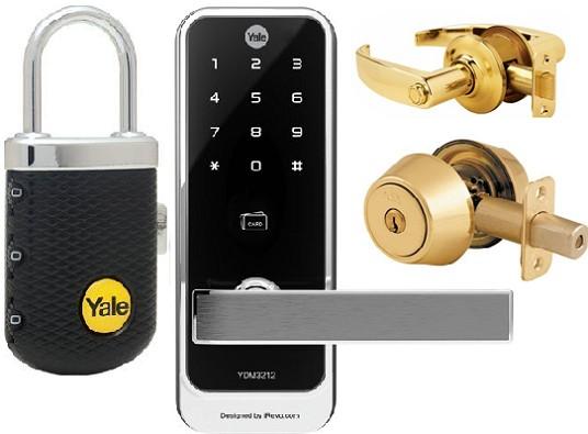 Yale Door Locks Padlocks and Safes image