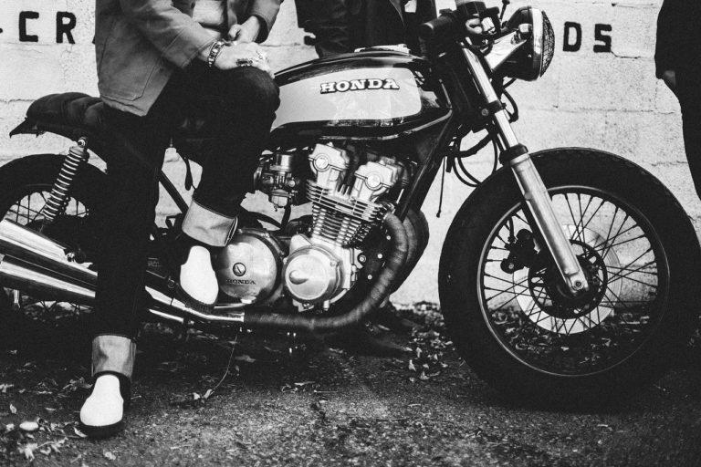 Honda Motorcycle key