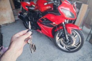 Motorcycle replacement keys Toronto locksmith