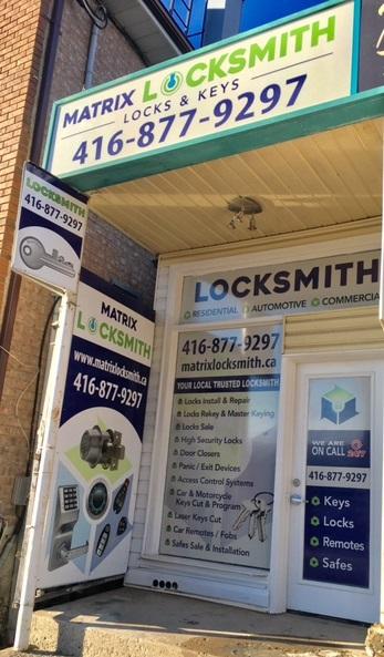 Richmond Hill Local Locksmith Shop