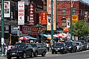 Chinatown Old Toronto Picture