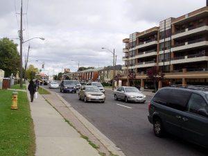 Clanton Park Neighborhood North York Toronto