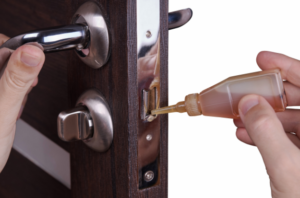 lubricate Lock