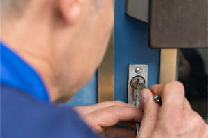 Locksmith for home security