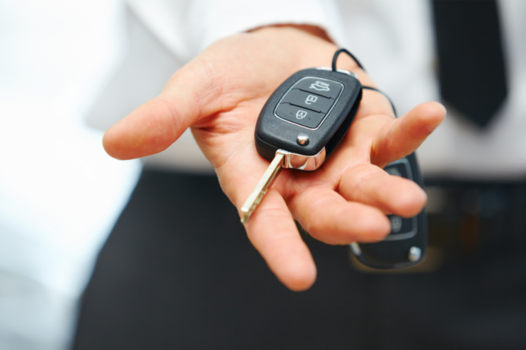 Car replacement key services
