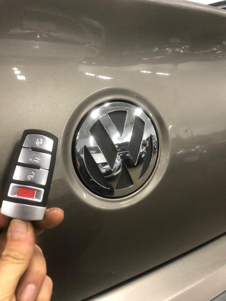 Volkswagen remote key replacement Toronto