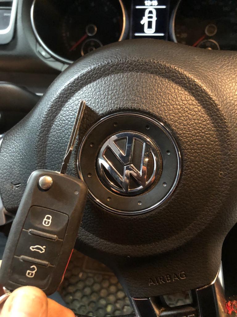 Volkswagen remote key cutting Toronto