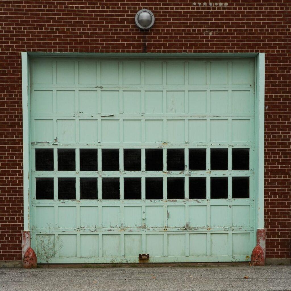 Home Security Garage Door