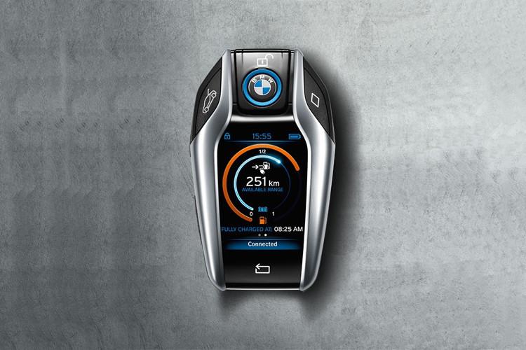 BMW i8 Futuristic Car Keys