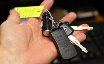 Car key duplicate